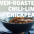 Oven-Roasted Chili-Lime Chickpeas