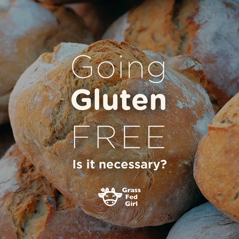 Going Gluten Free – Is it Necessary or Blown Out Of Proportion?