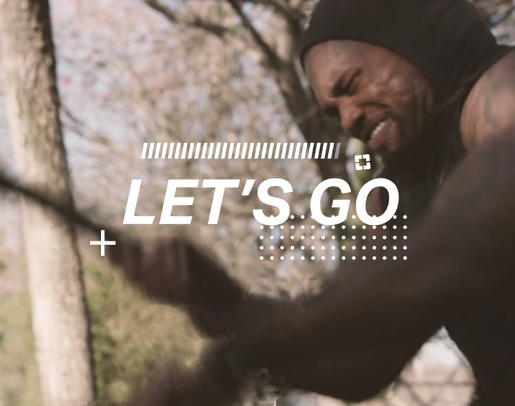 Let's Go: Embrace the Work