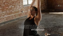 Motivation with Claire Fountain