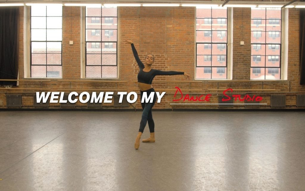 Welcome to My . . . Dance Studio