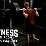 How to Back Squat