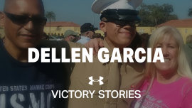 How Dellen Used MyFitnessPal and YouTube to Become a Marine