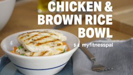 Chicken & Brown Rice Bowl