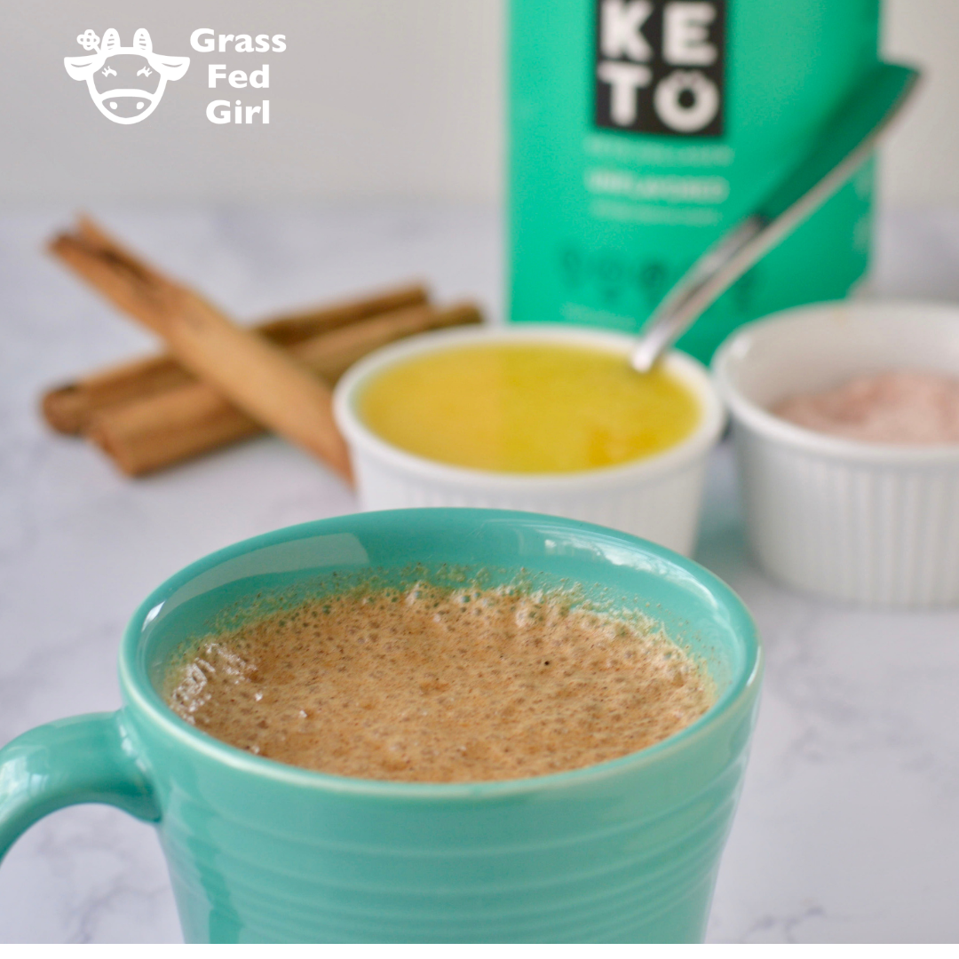 Keto Carnivore Butter Coffee