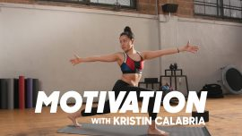 Motivation with Kristin Calabria