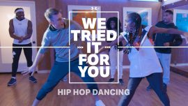 We Tried it For You: Hip Hop Dancing