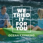 We Tried it For You: Ocean Kayaking