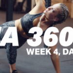 Confidence Lift: Week 4 Day 3