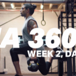 Exercise Control: Week 2 Day 5