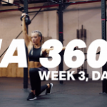 Finely-Tuned Fitness: Week 3 Day 5