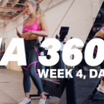 Jog Your Muscle Memory: Week 4 Day 2