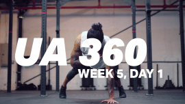 Renew Your Resolve: Week 5 Day 1