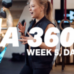 Fit For Life: Week 5 Day 3