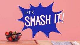 Let's Smash It: Berries!