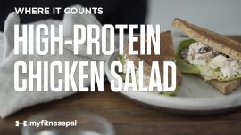 High-Protein Chicken Salad