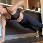20 Minute AMRAP Home Workout with Victoria Brown