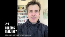 Building Resiliency with Dr. Michael Gervais
