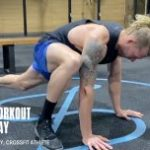 Home WOD with James Newbury