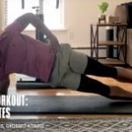 15 Minute Core Workout with Marquan Jones