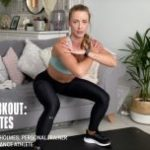 20 Minute HIIT with Sophie Grace Holmes