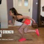 Runner's 30 Minute Strength Workout
