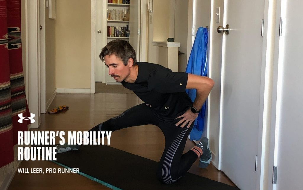 Runner's Mobility Routine