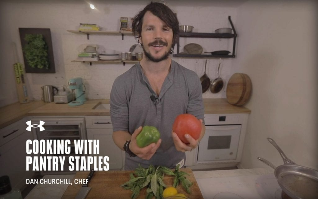 Cooking With Pantry Staples
