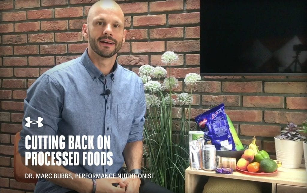 Cutting Back on Processed Foods
